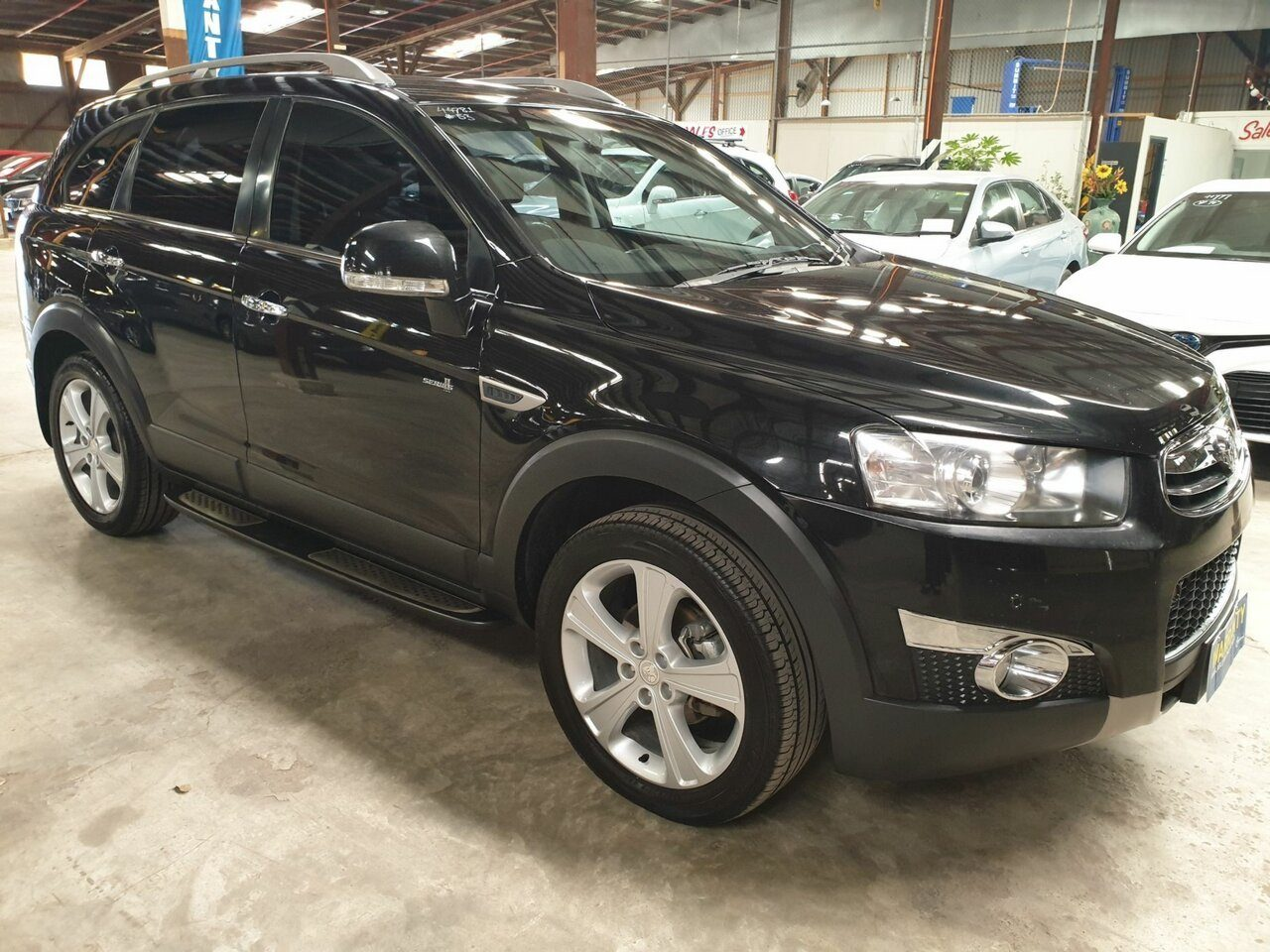 2012 Holden Captiva 7 LX (4x4) CG MY12