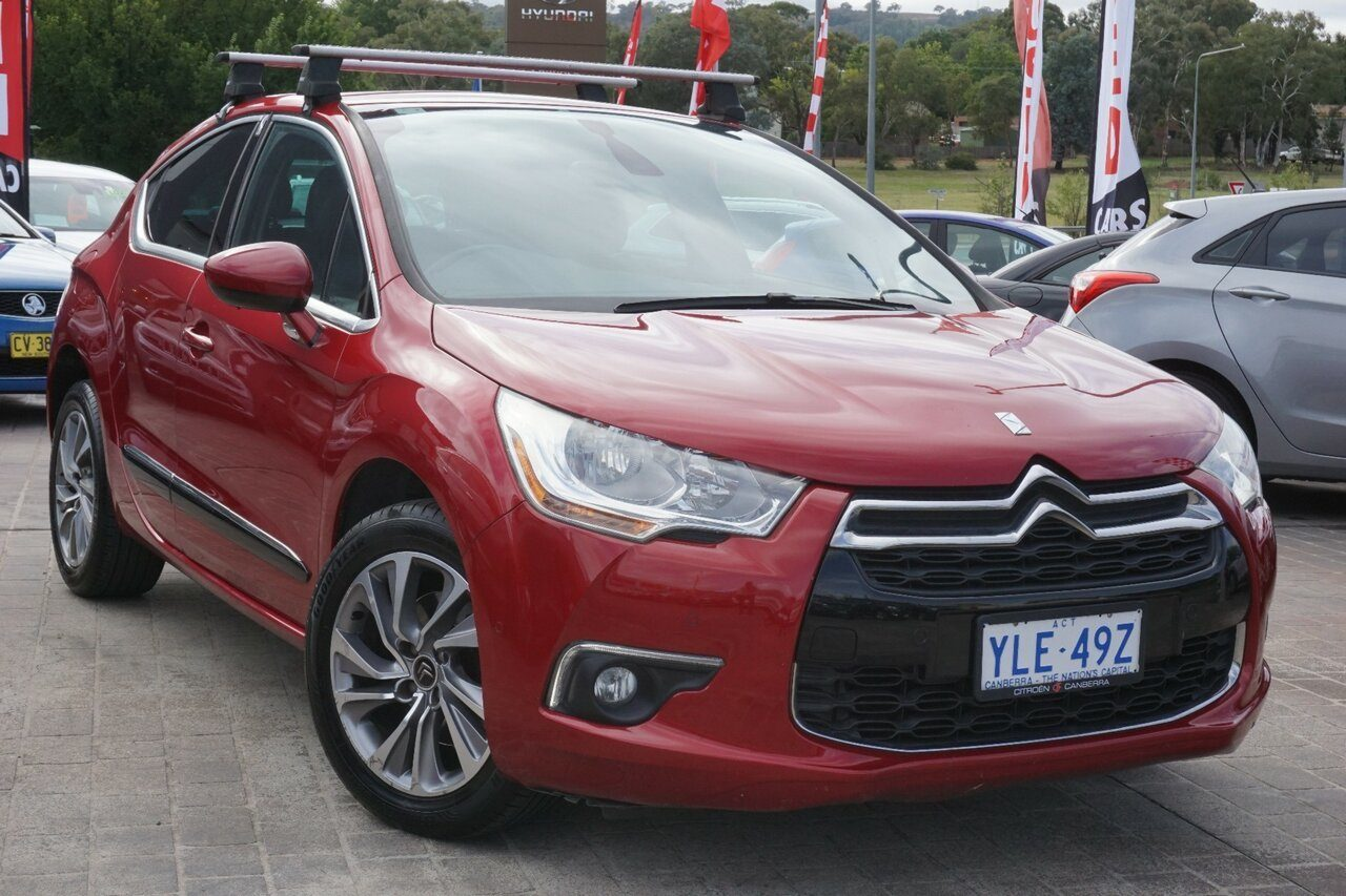 2013 Citroen DS4 DStyle THP 160 F7 MY13
