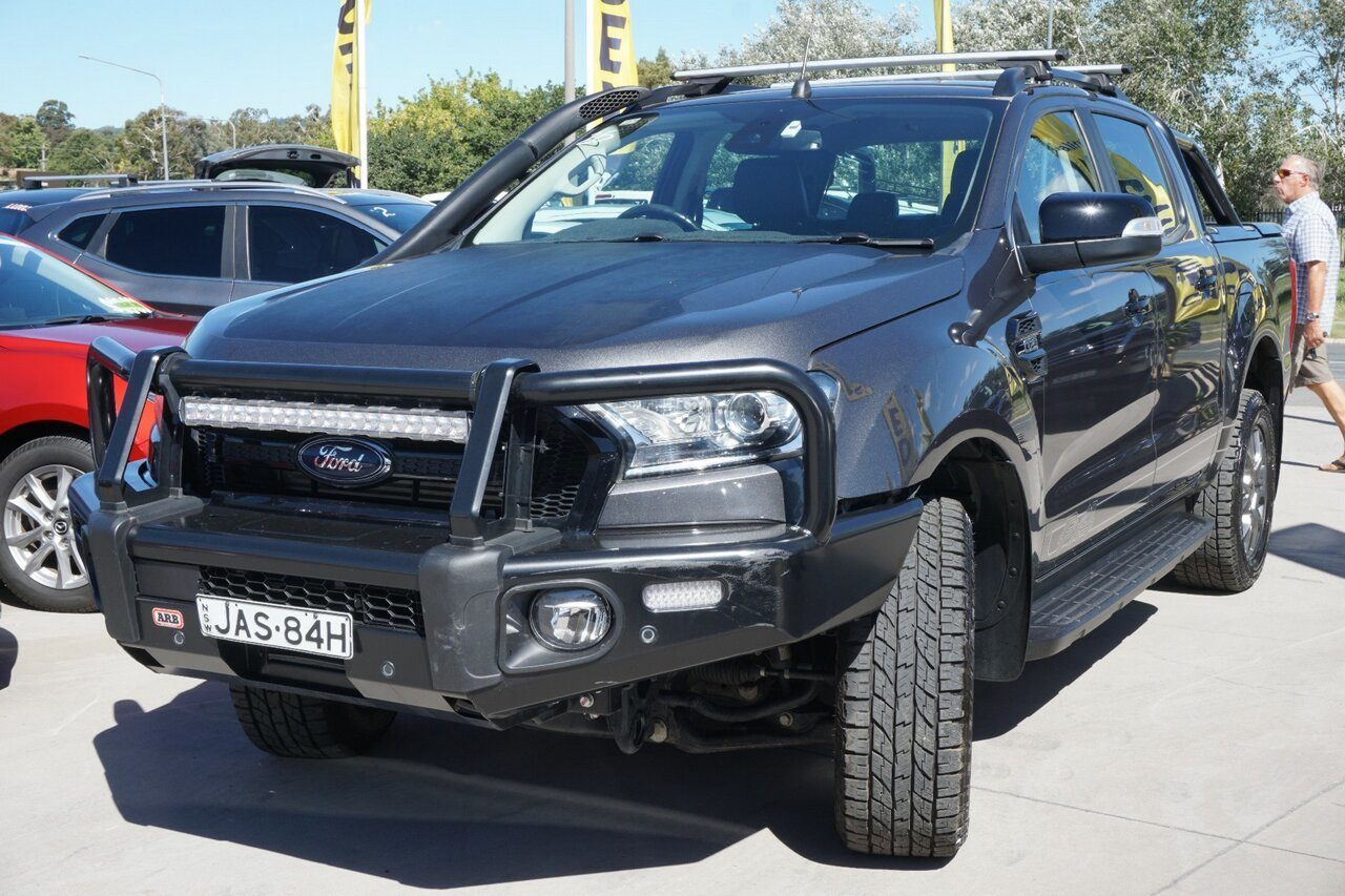 2017 Ford Ranger FX4 Double Cab PX MkII 2018.00MY