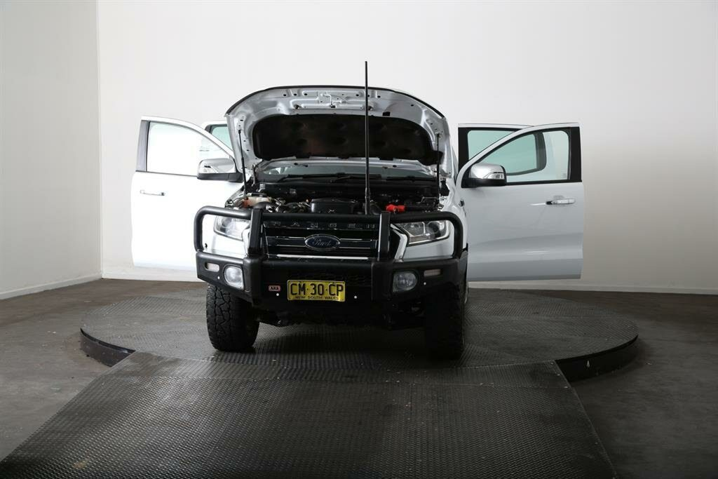 2017 Ford Ranger XLT 3.2 (4x4) PX MkII MY17