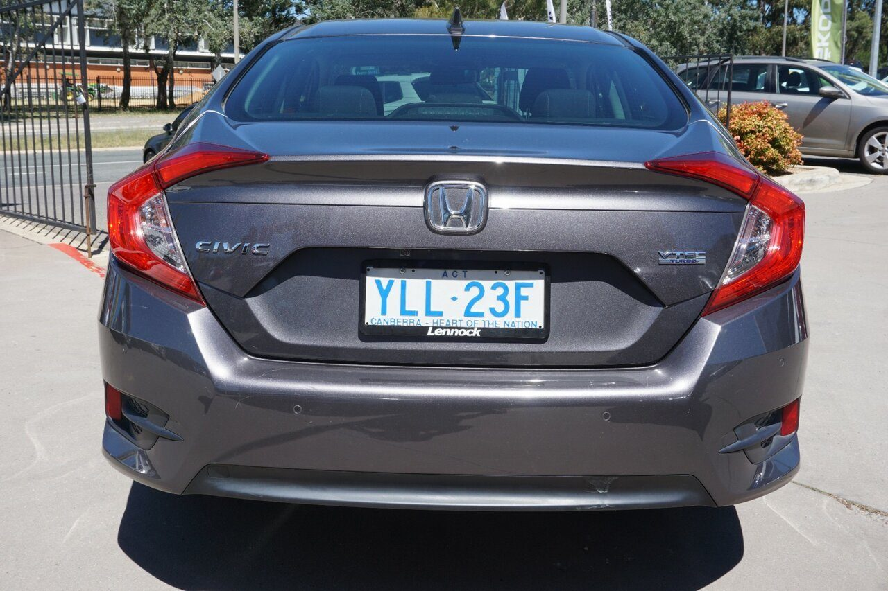 2016 Honda Civic VTi-L 10th Gen MY16