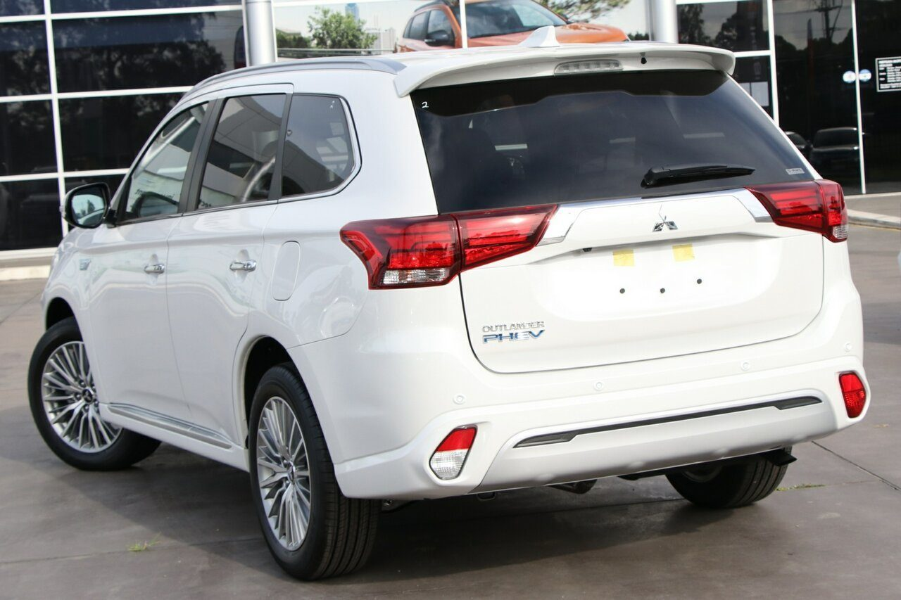2021 Mitsubishi Outlander PHEV AWD Exceed ZL MY21
