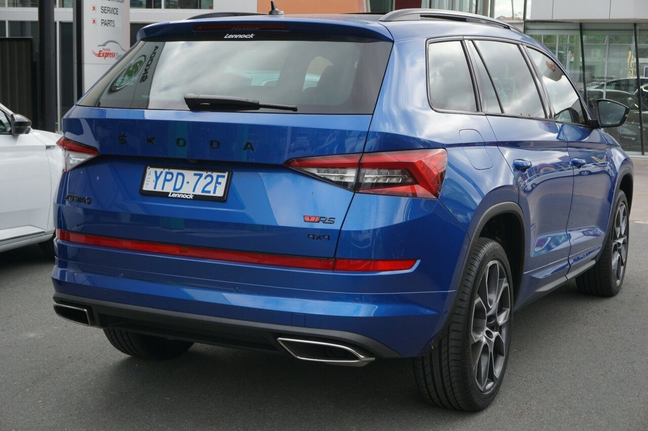2020 ŠKODA Kodiaq RS DSG NS MY21
