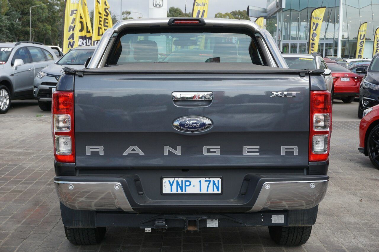 2018 Ford Ranger XLT Super Cab PX MkII 2018.00MY