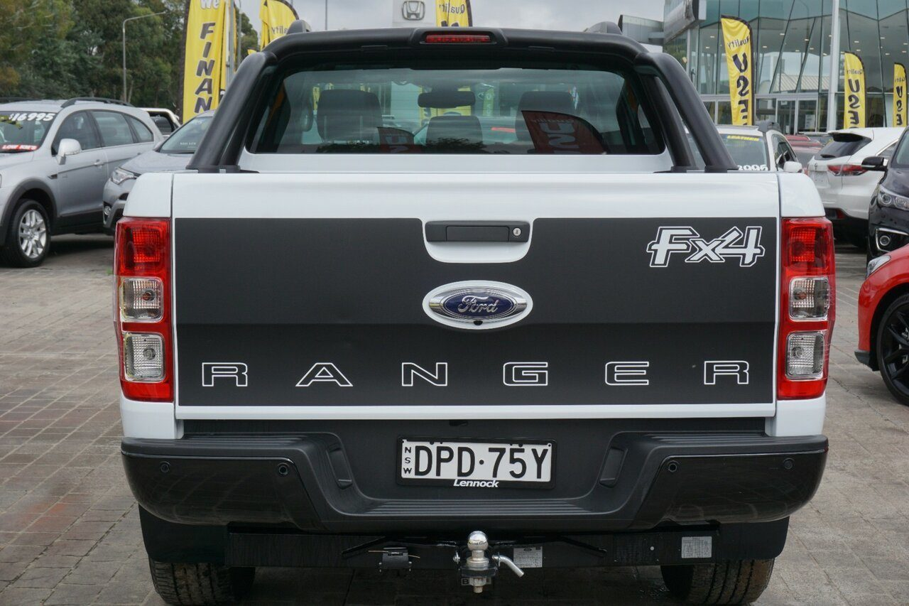 2017 Ford Ranger FX4 Double Cab PX MkII