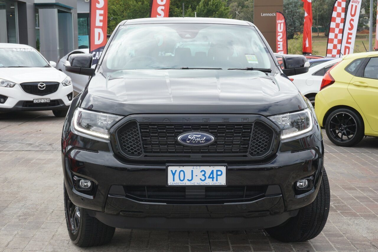 2020 Ford Ranger FX4 PX MkIII 2020.25MY