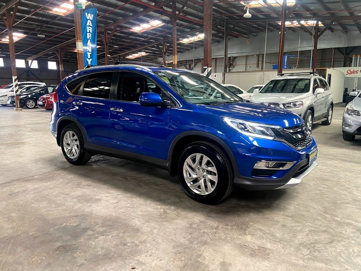 2017 Honda CR-V VTi-S (4x4) 30 Series 2 MY17