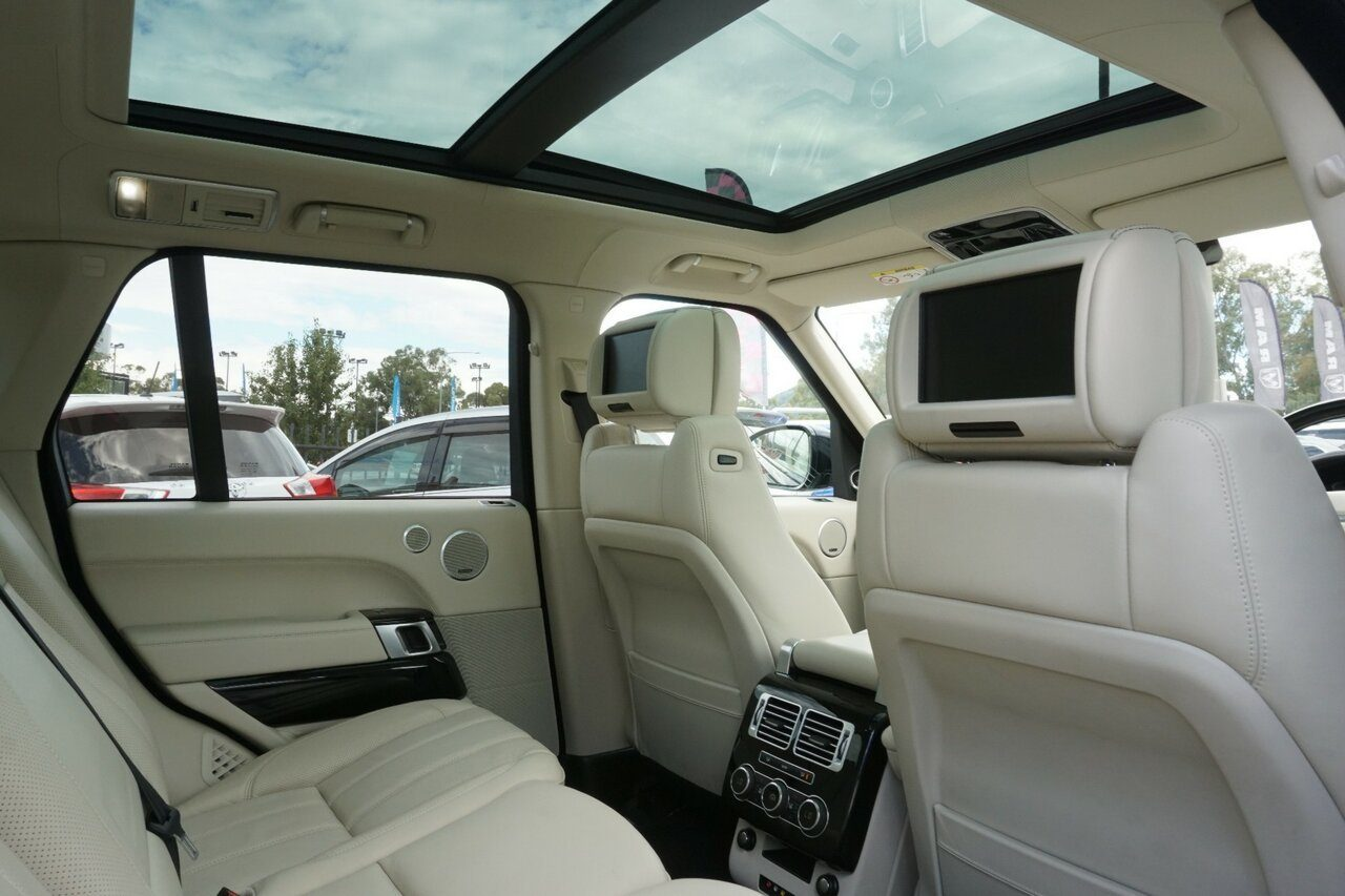2015 Land Rover Range Rover Autobiography L405 15.5MY
