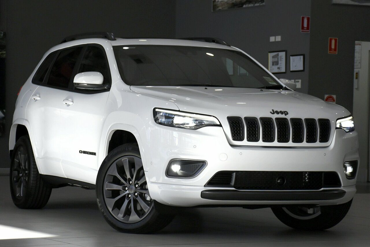 2020 Jeep Cherokee S-Limited KL MY21