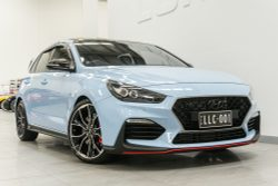 2018 Hyundai I30 N Performance Lux S.roof Pde