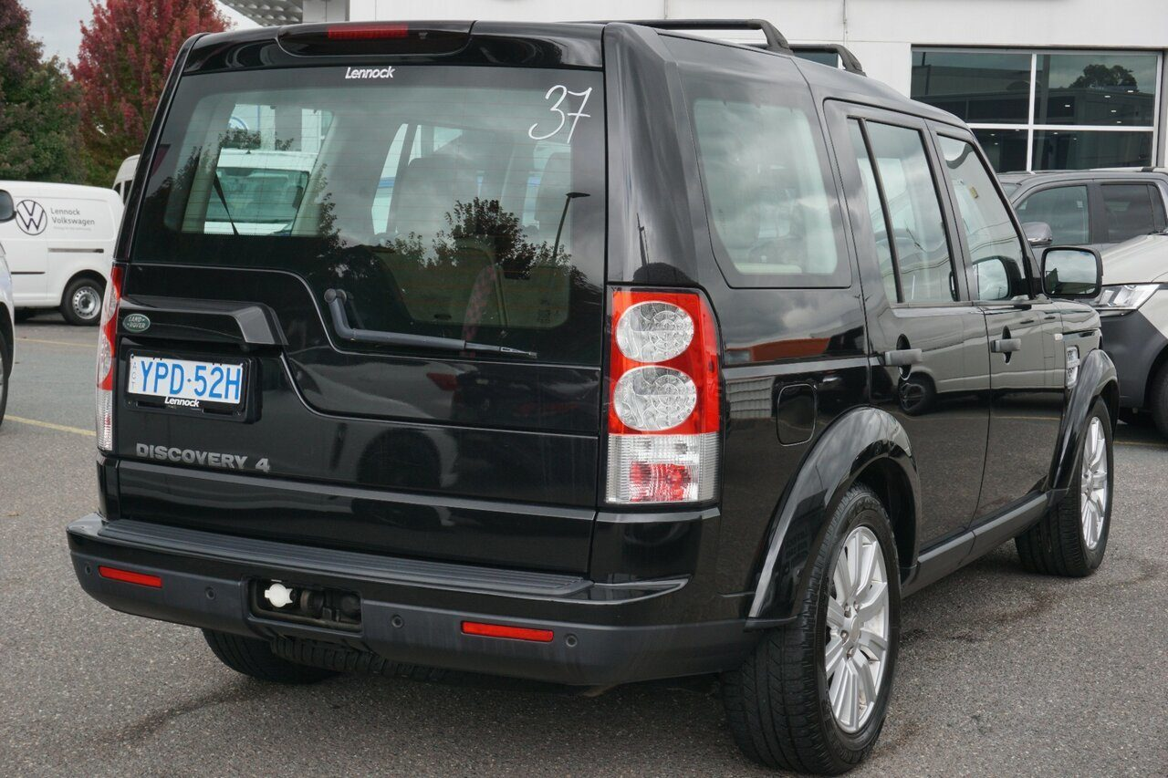 2013 Land Rover Discovery 4 TDV6 Series 4 L319 MY13