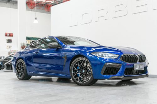 2020 Bmw M8 Competition F92