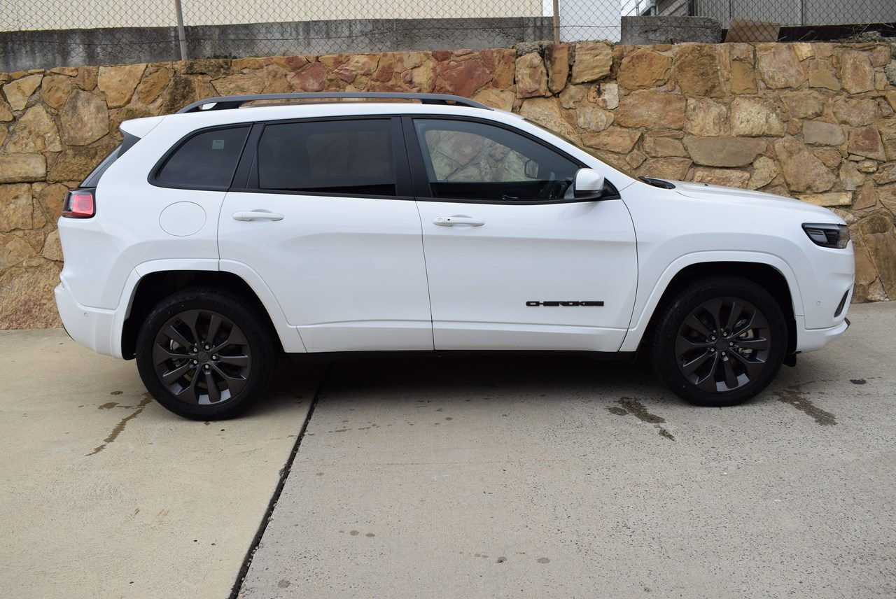 2020 Jeep Cherokee S-Limited