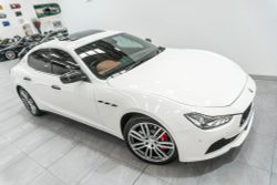 2017 Maserati Ghibli With Factory Sport Pack M157 My17