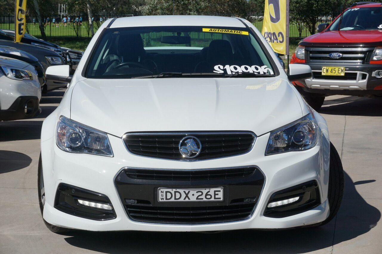 2015 Holden Commodore SV6 VF MY15