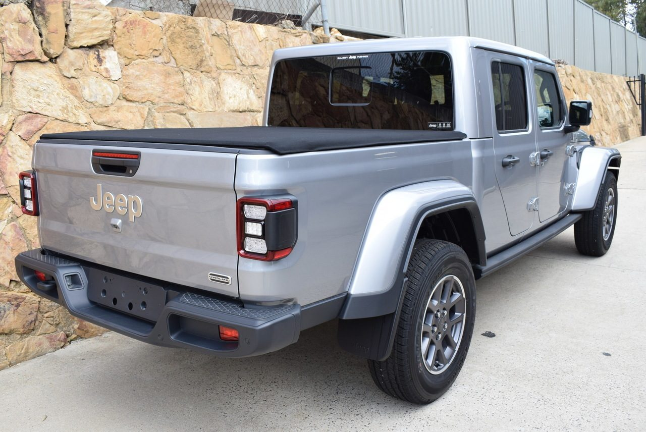 2020 Jeep Gladiator Overland Pick-up JT MY21