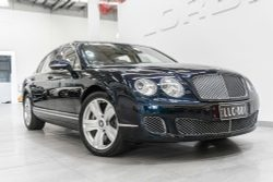 2012 Bentley Continental Flying Spur My11 3w