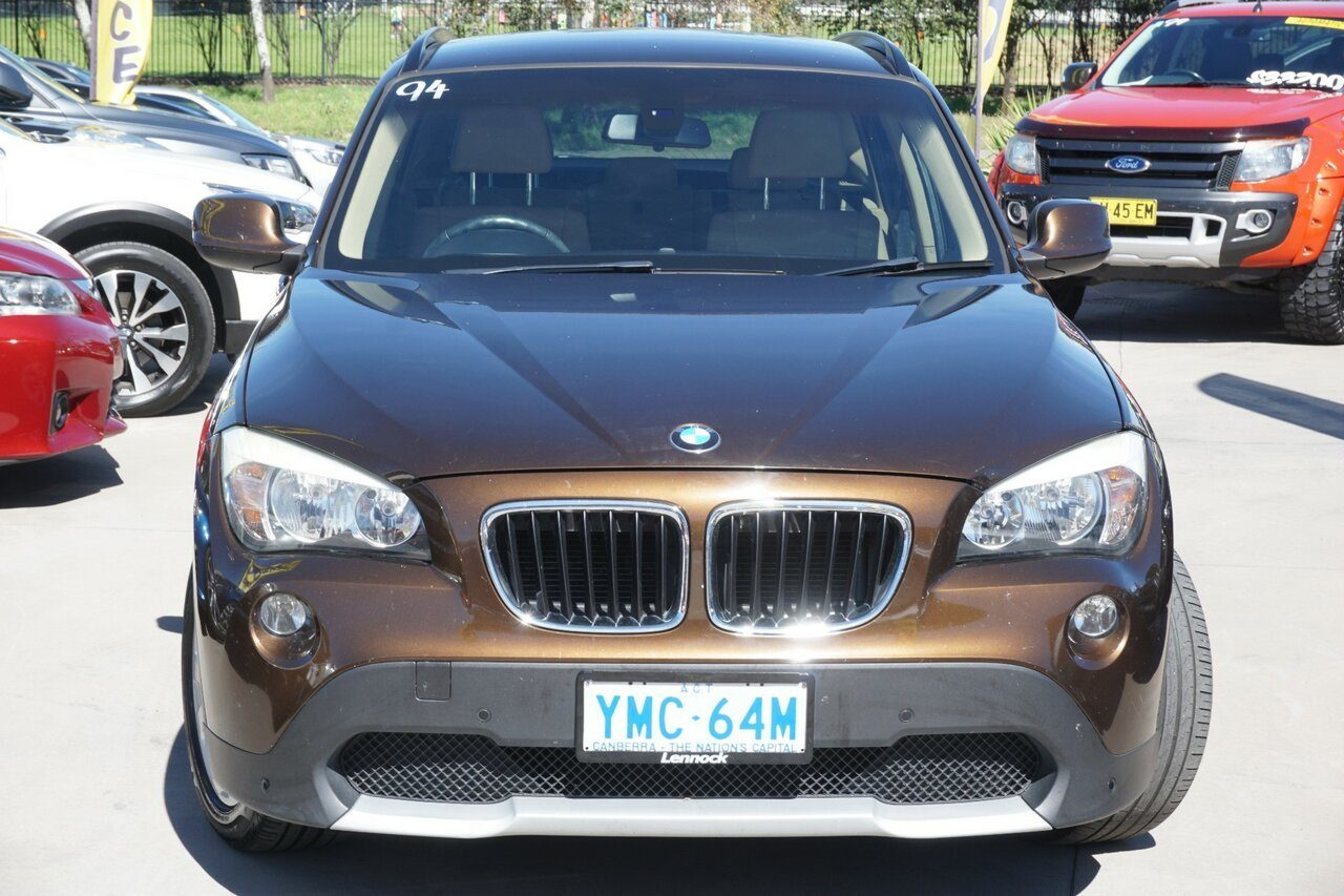 2011 BMW X1 sDrive18i Steptronic E84 MY11