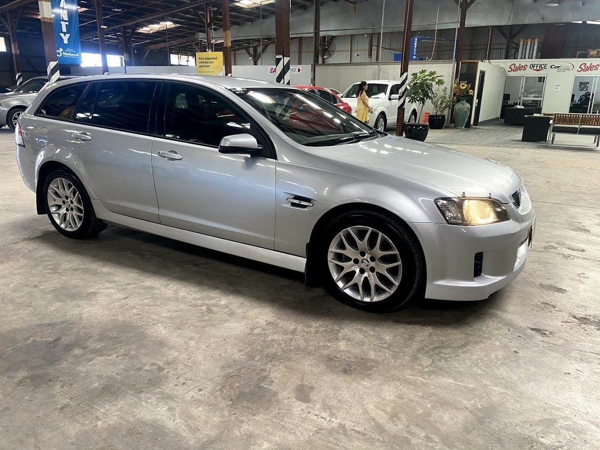 2008 Holden Commodore Omega 60th Anniversary VE MY09.5