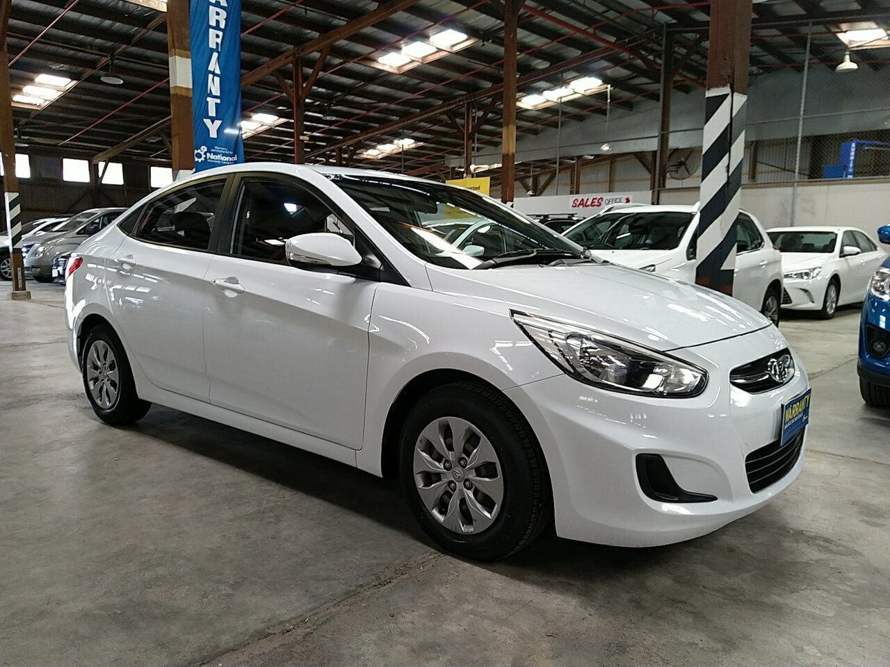2015 Hyundai Accent Active RB2 MY15