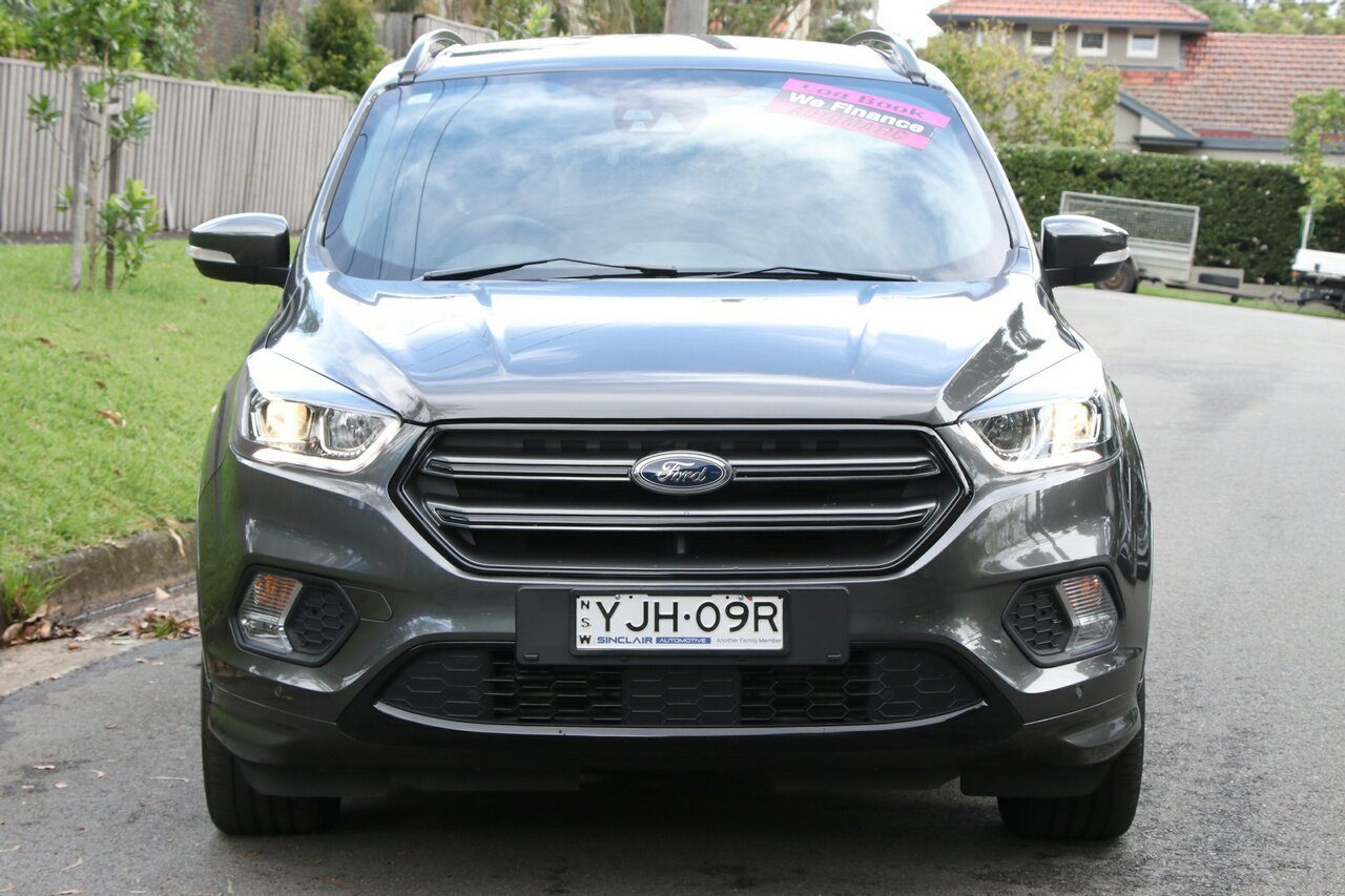 2018 Ford Escape ST-Line ZG 2018.75MY