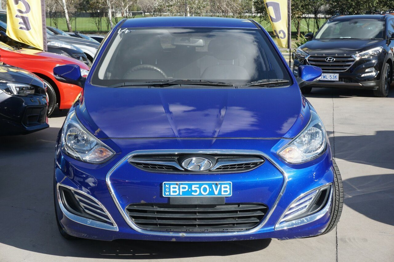 2011 Hyundai Accent Active RB
