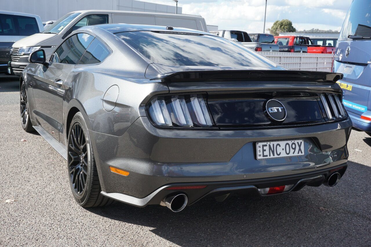 2016 Ford Mustang GT Fastback FM 2017MY