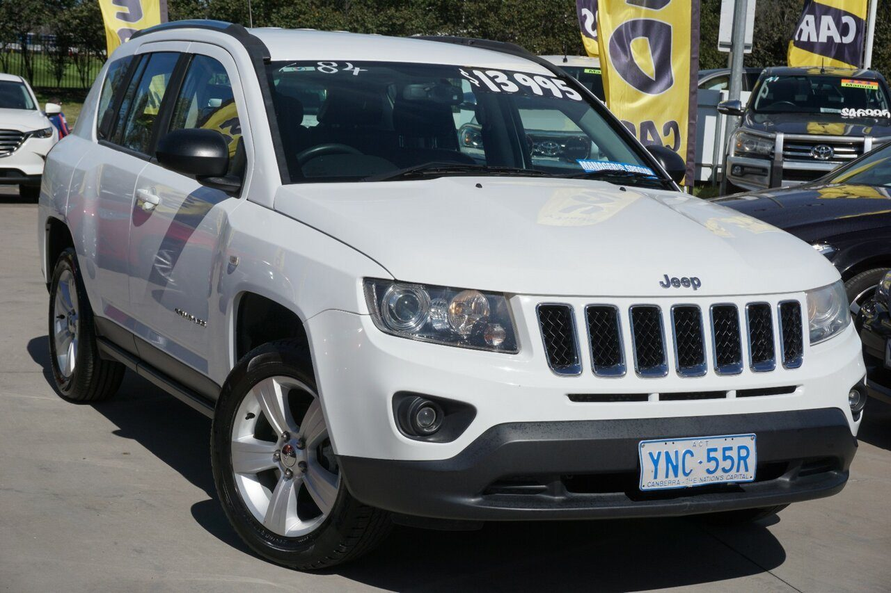 2013 Jeep Compass Sport CVT Auto Stick MK MY13