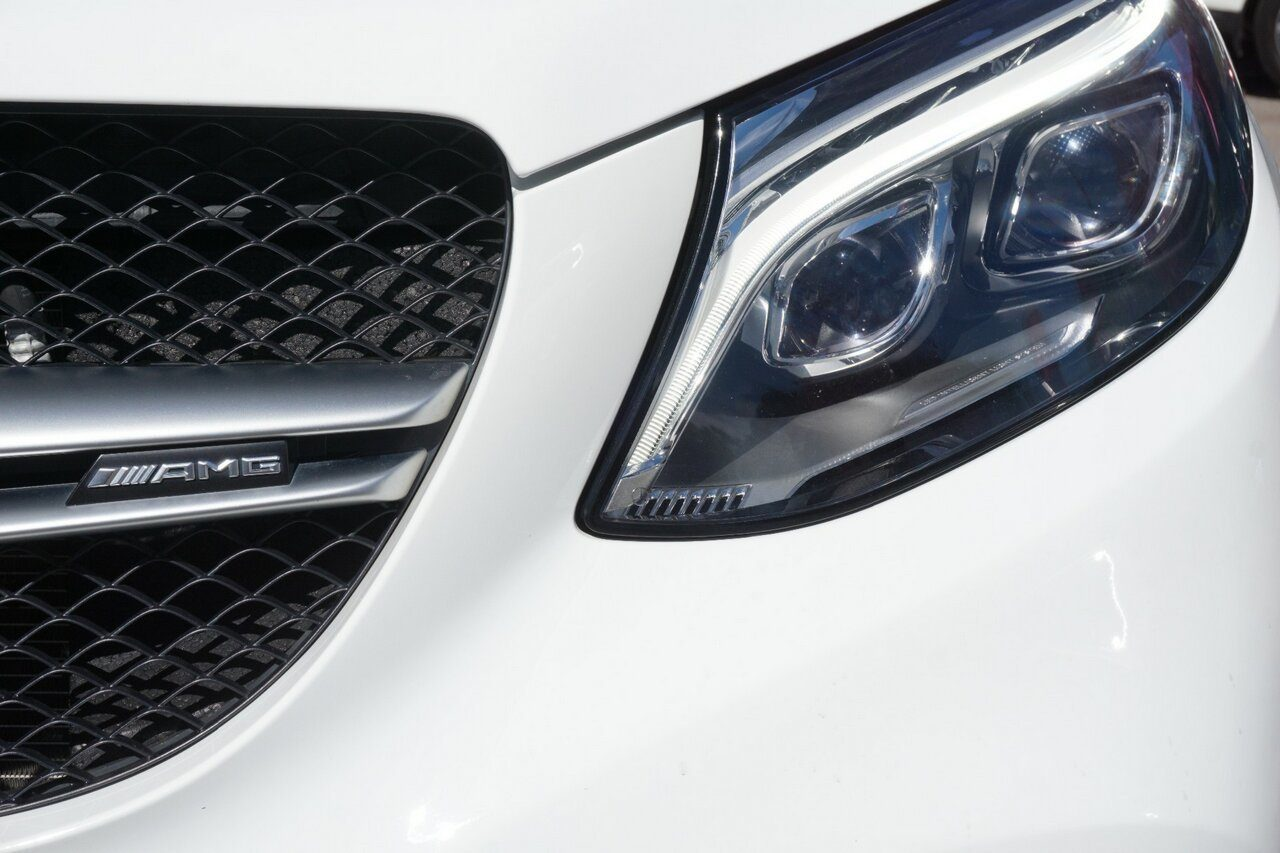 2016 Mercedes-Benz GLE-Class GLE63 AMG Coupe SPEEDSHIFT PLUS 4MATIC S C292