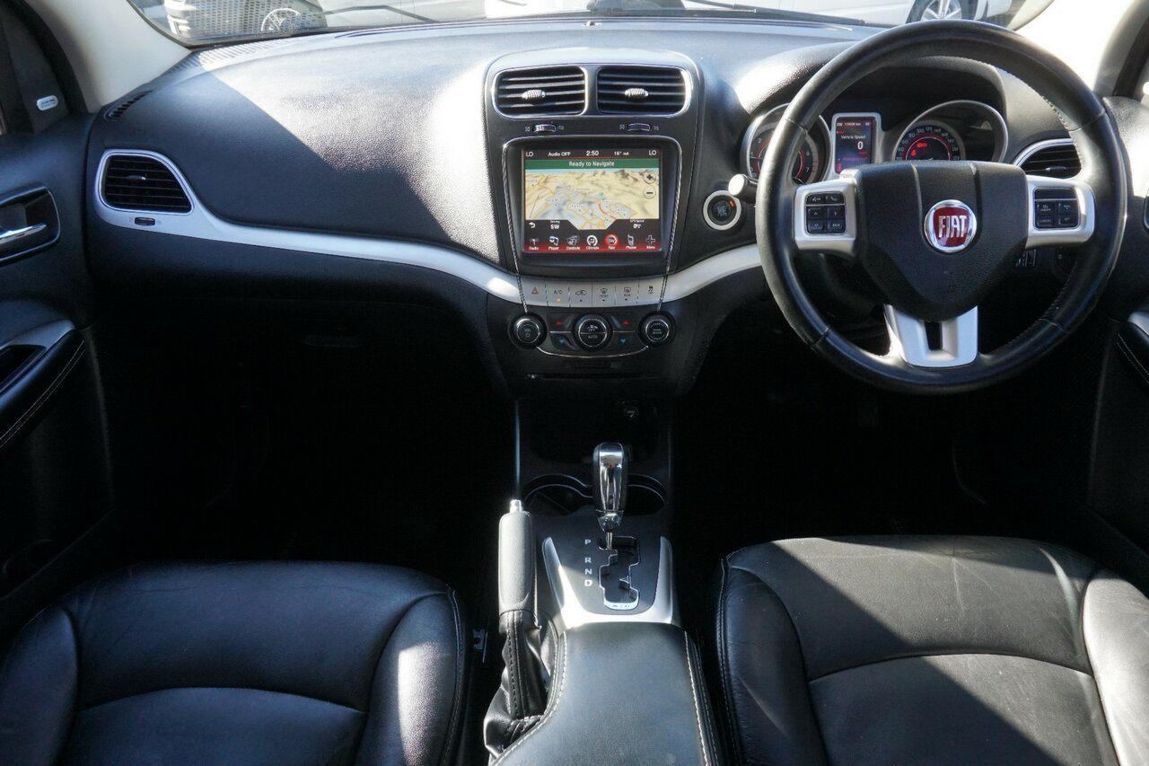 2012 Fiat Freemont Lounge JF