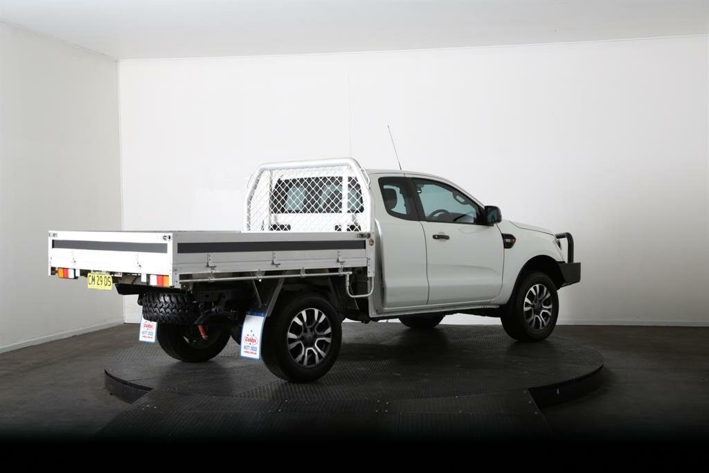 2016 Ford Ranger XL 3.2 (4x4) PX MkII MY17