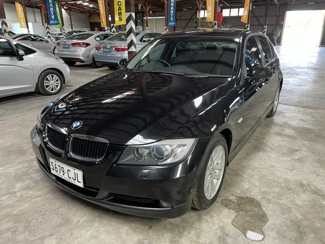 2008 BMW 320i Executive E90 MY09