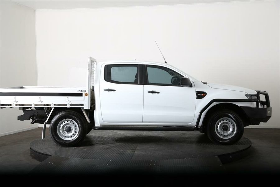2017 Ford Ranger XL 3.2 (4x4) PX MkII MY17