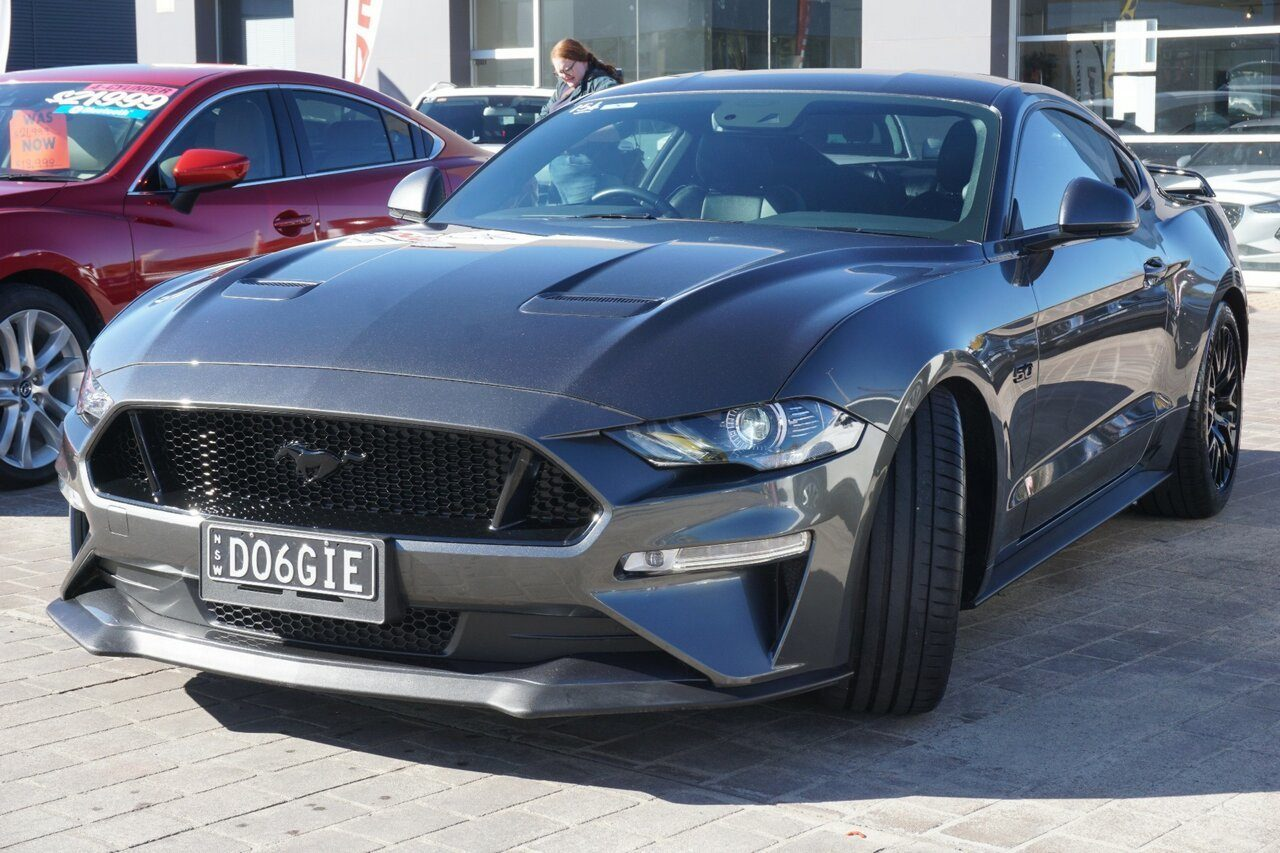 2019 Ford Mustang GT FN 2020MY