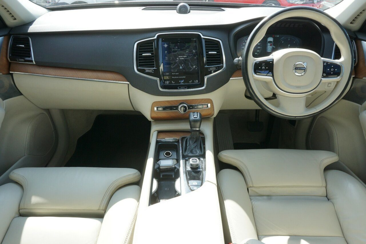 2015 Volvo XC90 D5 Geartronic AWD Momentum L Series MY16