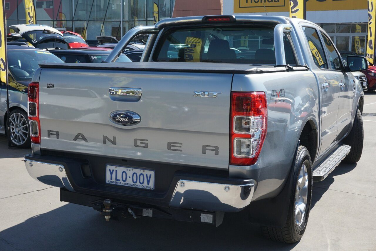 2016 Ford Ranger XLT Double Cab PX MkII