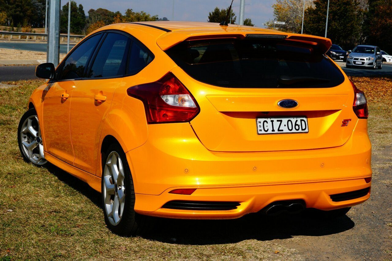 2012 Ford Focus ST LW MkII
