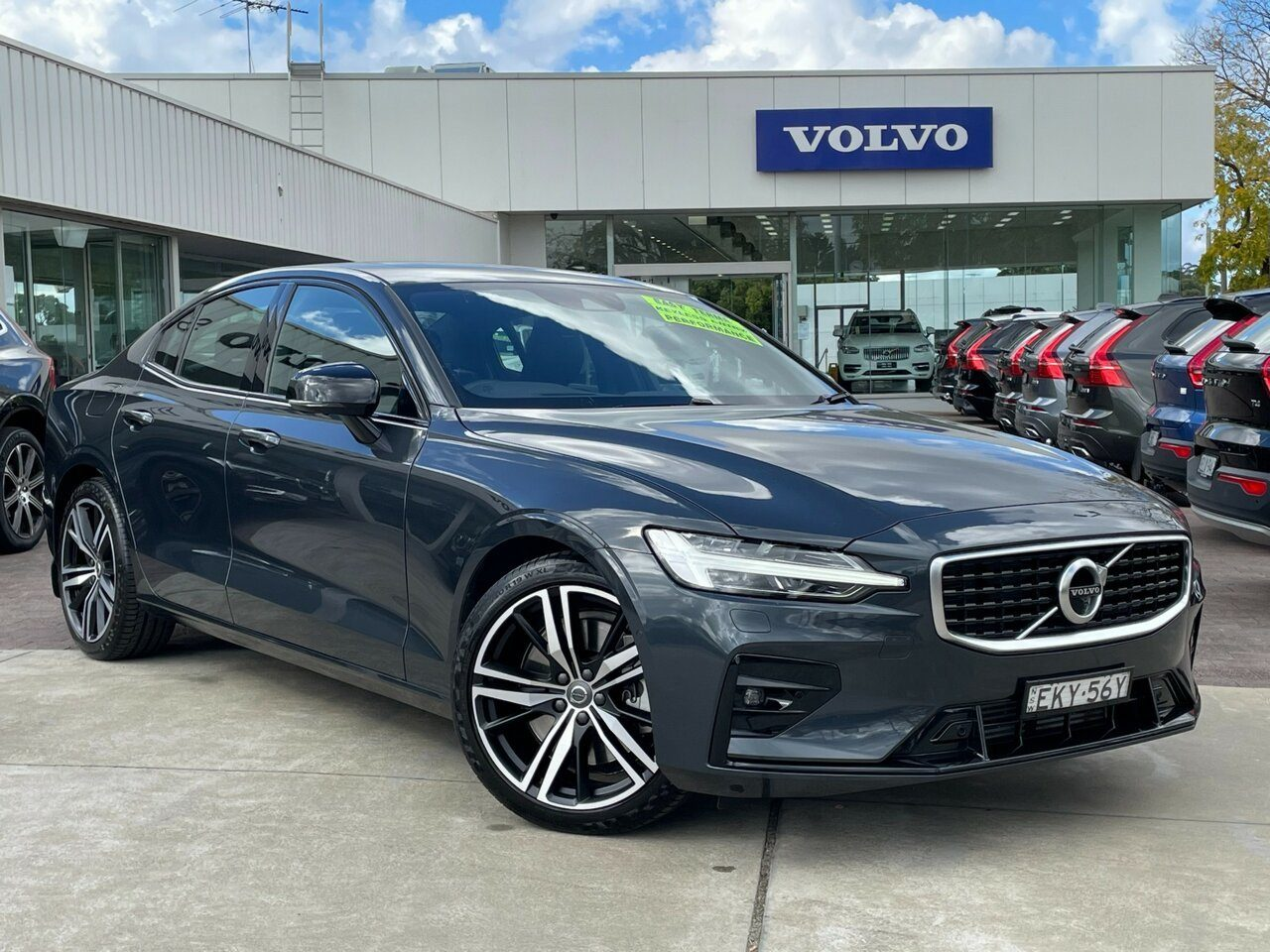 2019 Volvo S60 T5 Geartronic AWD R-Design Z Series MY20