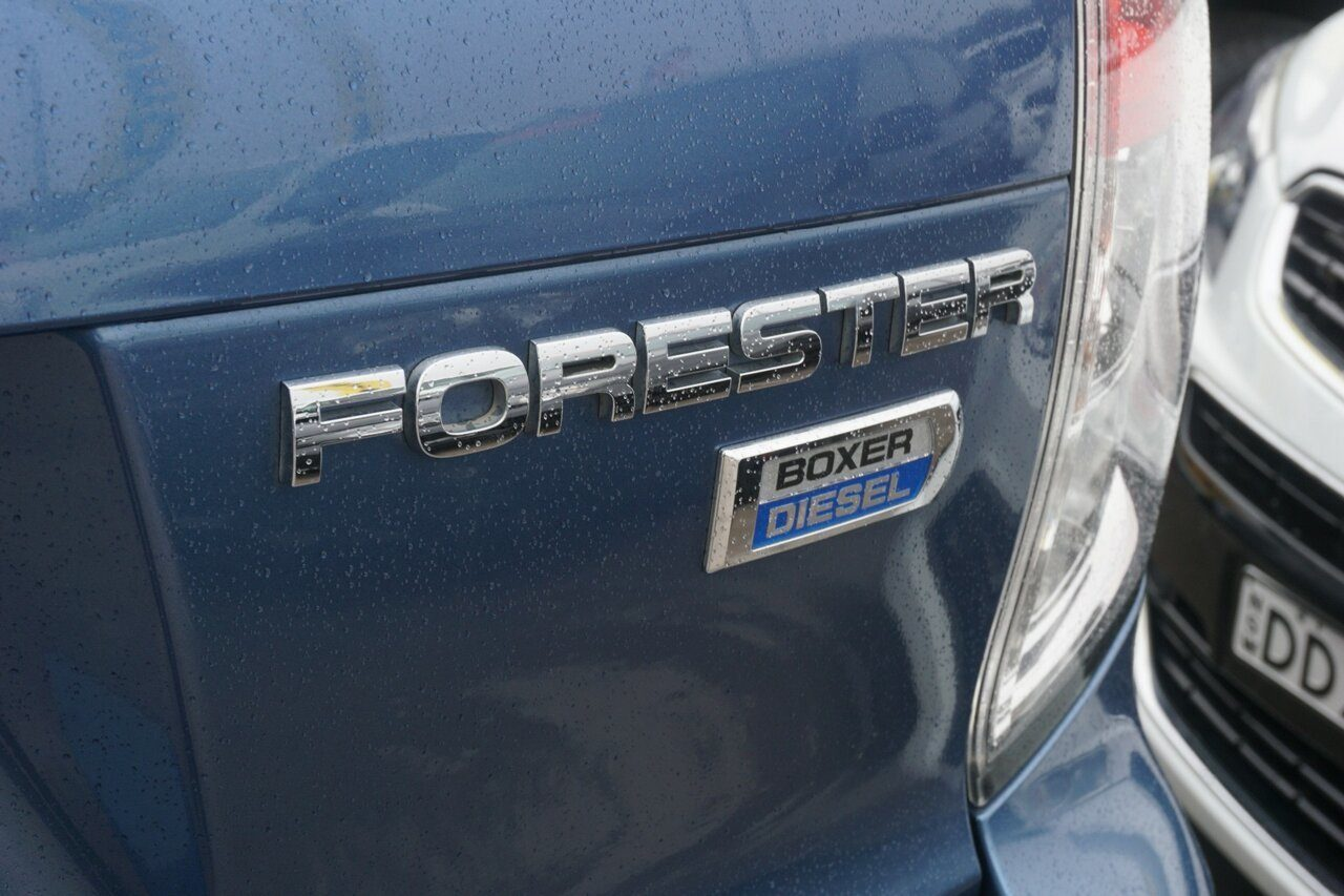 2010 Subaru Forester 2.0D AWD S3 MY10