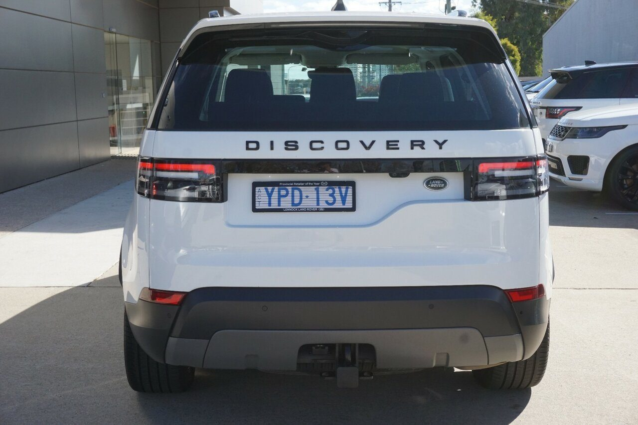 2017 Land Rover Discovery SE Series 5 L462 MY17