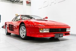 1986 Ferrari Testarossa High Mirror