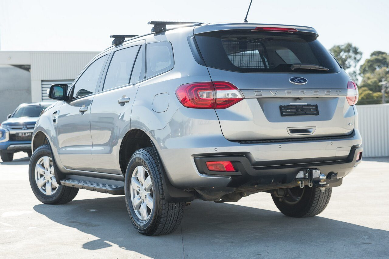 2018 Ford Everest Ambiente UA II 2019.00MY