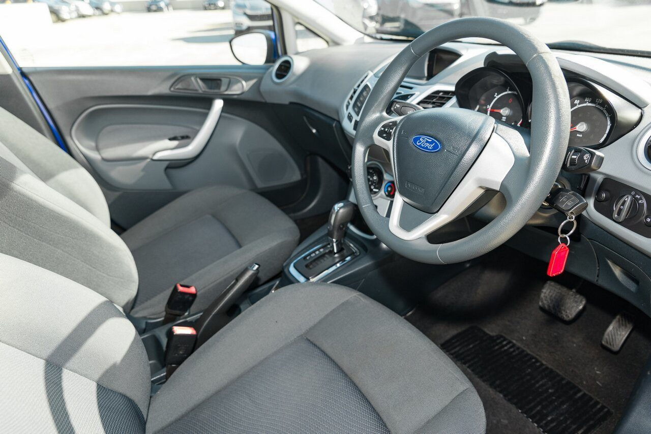 2012 Ford Fiesta CL PwrShift WT