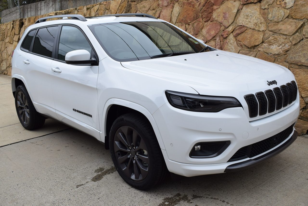 2021 Jeep Cherokee S-Limited