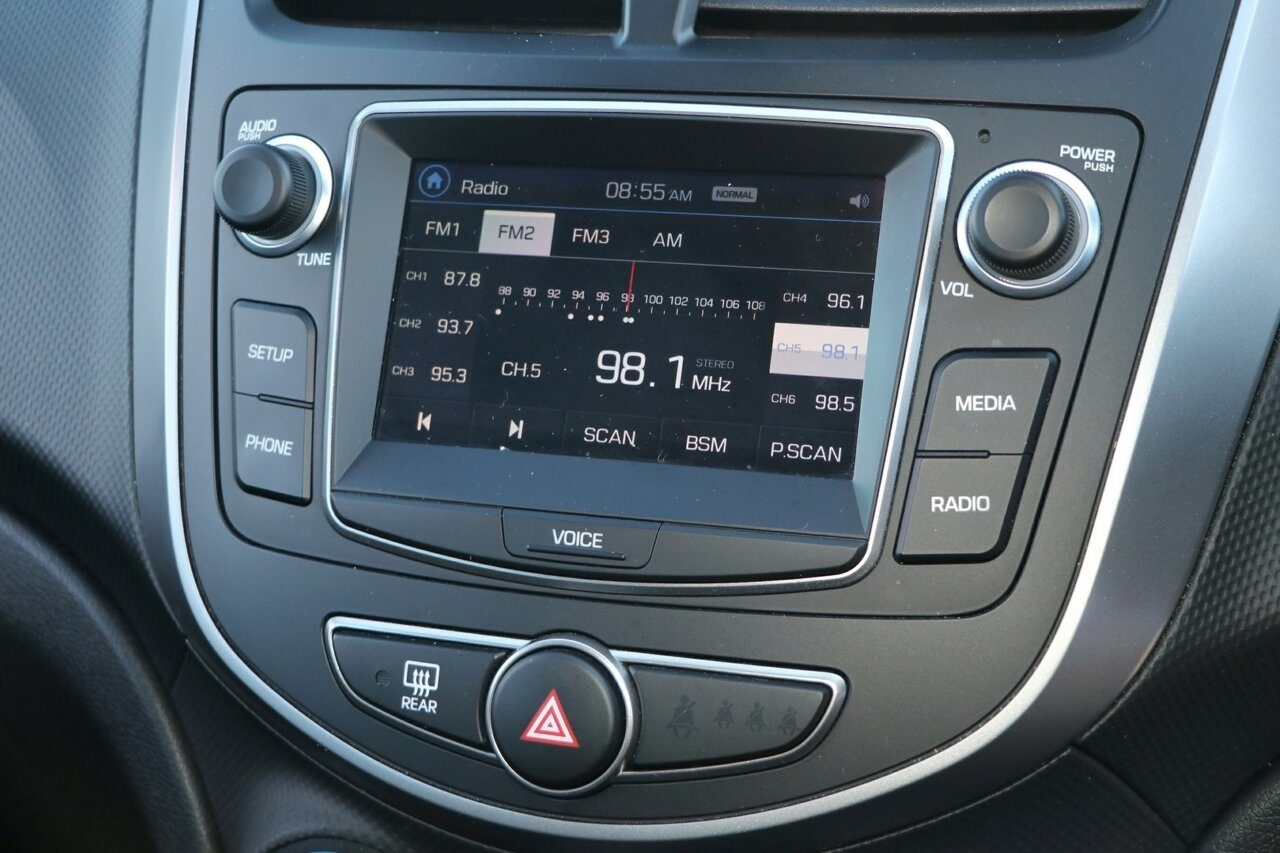 2016 Hyundai Accent Active RB4 MY17