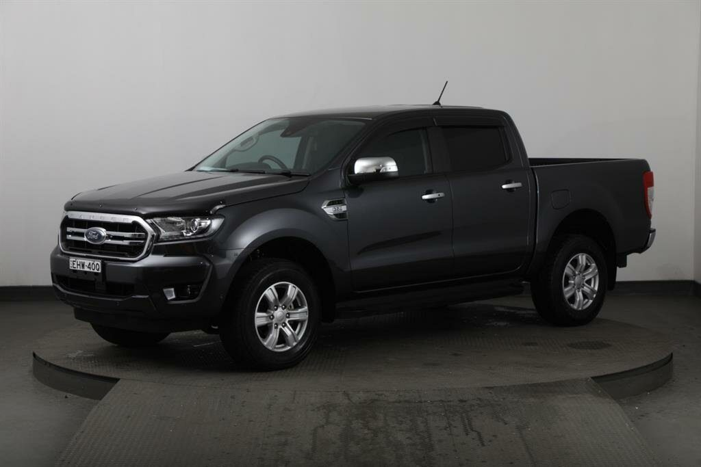 2019 Ford Ranger XLT 3.2 (4x4) PX MkIII MY19