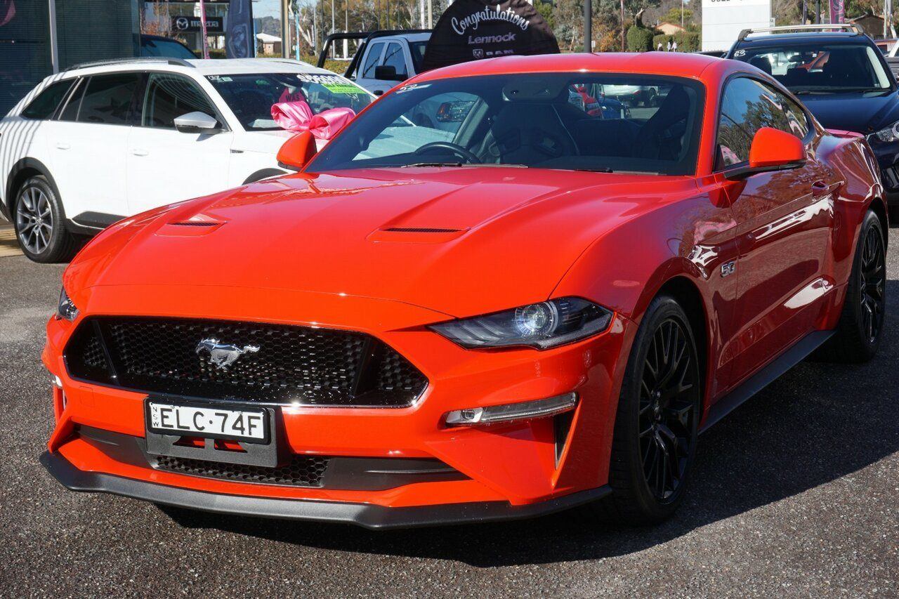 2018 Ford Mustang GT FN 2019MY
