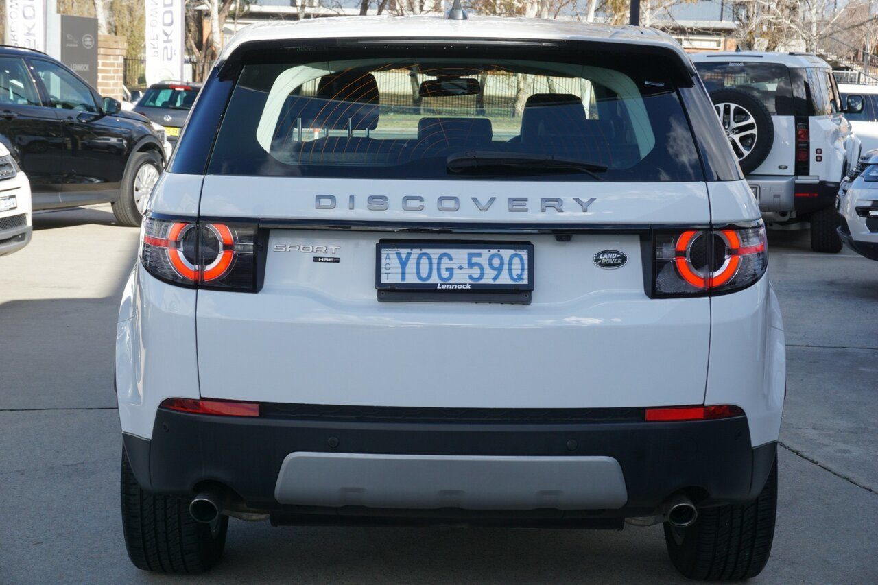 2017 Land Rover Discovery Sport HSE L550 17MY
