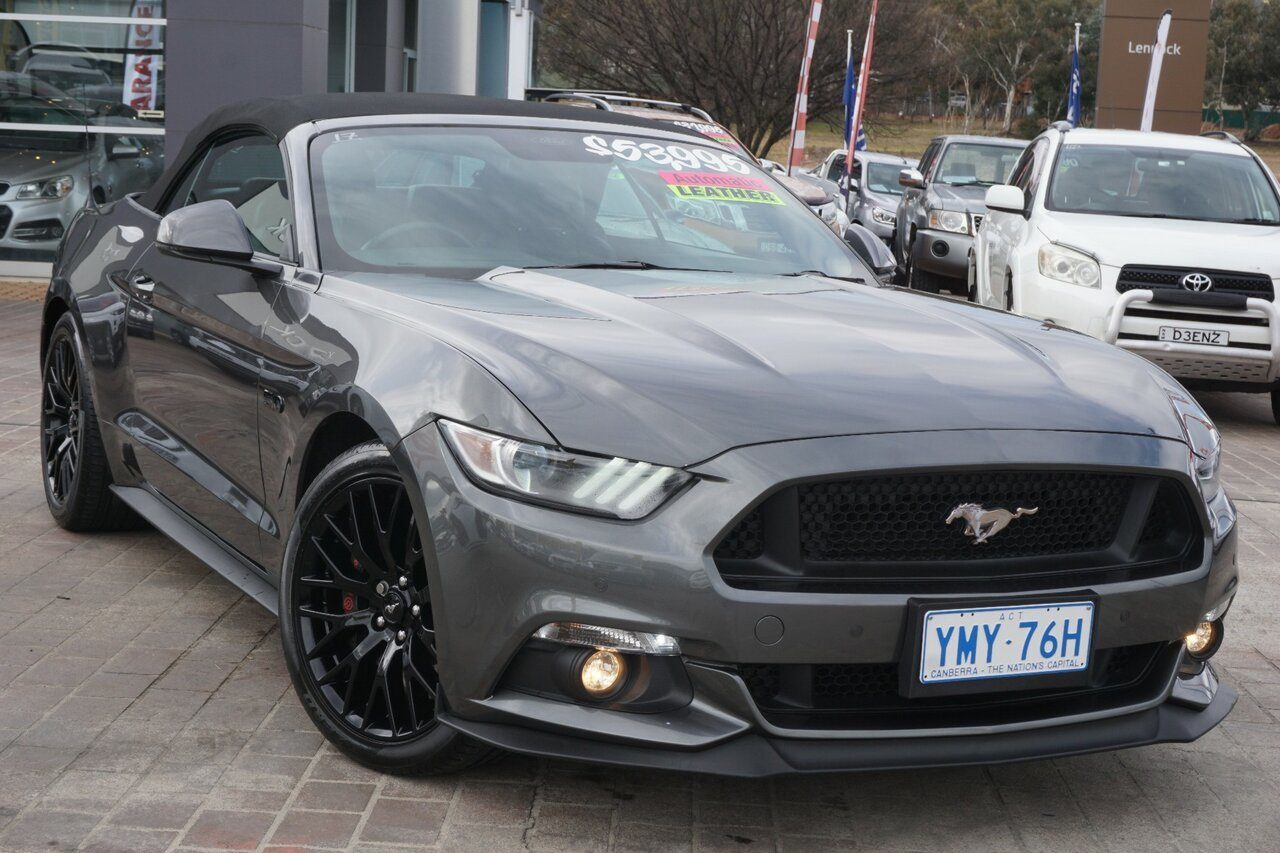 2016 Ford Mustang GT SelectShift FM