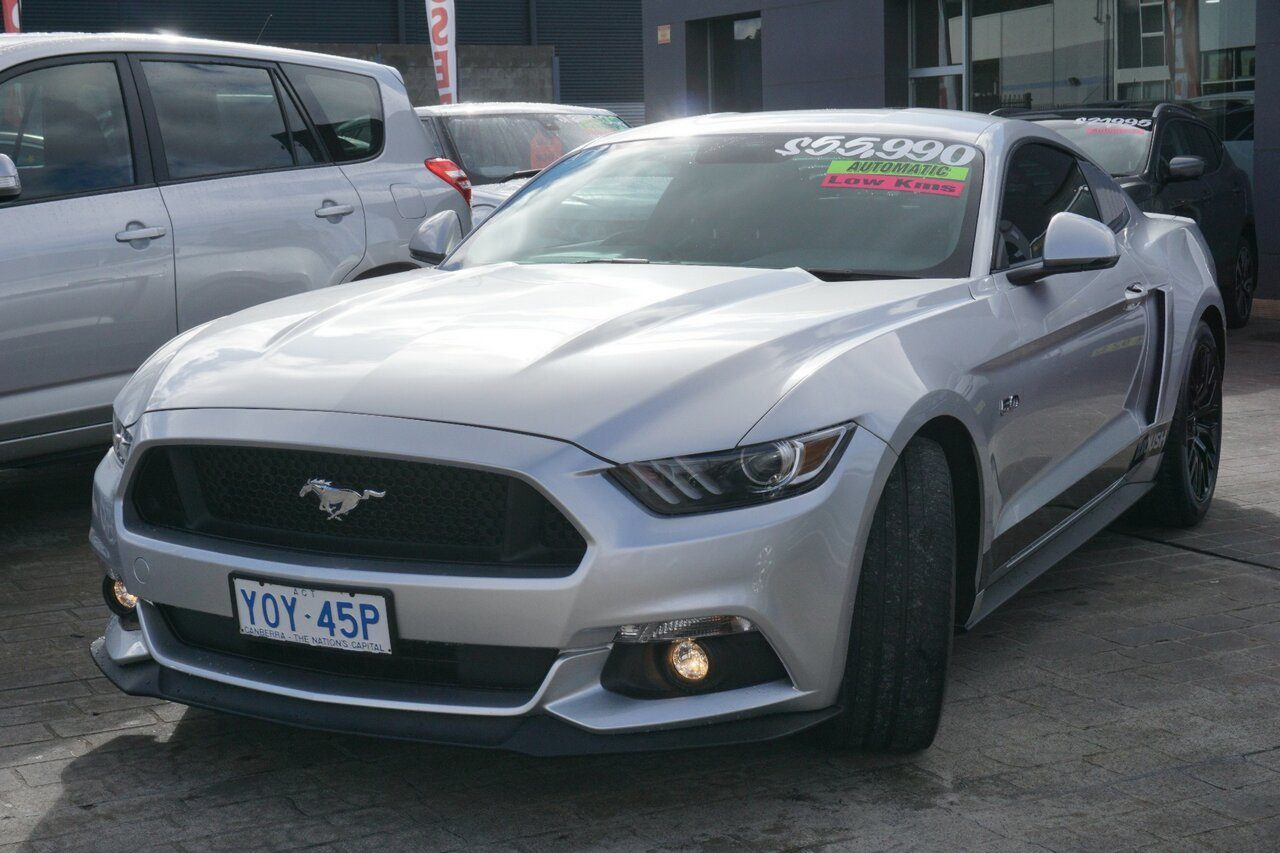 2016 Ford Mustang GT Fastback SelectShift FM